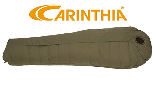 huge selection of 0c3e0 105db Carinthia Defence 4 185 cm / 200 cm Winterschlafsack oliv ...